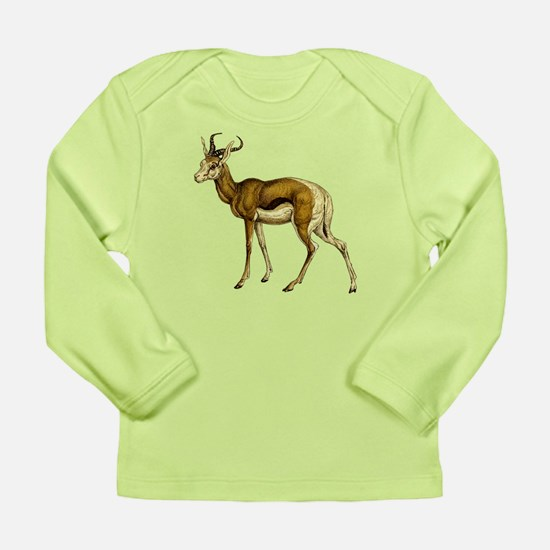 Springbok Antelope Long Sleeve Infant T-Shirt