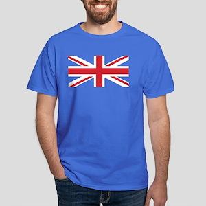 Union Jack Blue Shirt