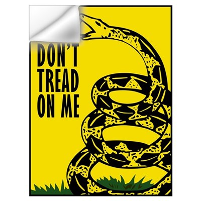 Dont Tread On Me Wall Decal