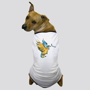 kingfisher Dog T-Shirt