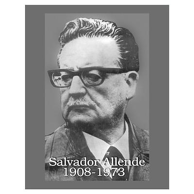 Allende Poster