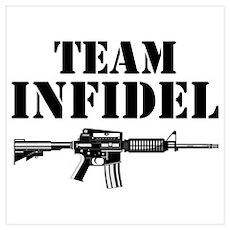 Team Infidel Poster