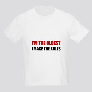 Oldest Make The Rules T-Shirt