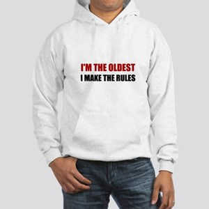 Oldest Make The Rules Sweatshirt