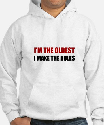Oldest Make The Rules Sweatshirt