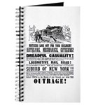 RAILROAD OUTRAGE Journal