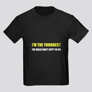 Youngest Rules Don't Apply T-Shirt