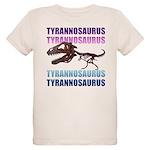 Tyrannosaurus Organic Kids T-Shirt