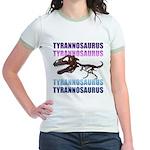 Tyrannosaurus Jr. Ringer T-Shirt