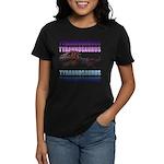 Tyrannosaurus Women's Dark T-Shirt
