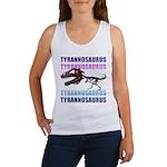 Tyrannosaurus Women's Tank Top
