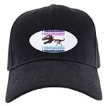 Tyrannosaurus Black Cap