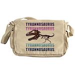 Tyrannosaurus Messenger Bag