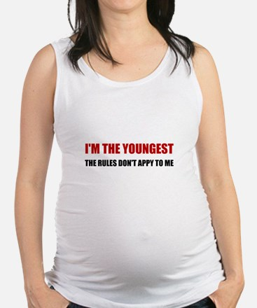 Youngest Rules Don't Apply Tank Top