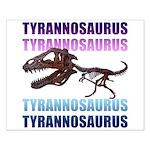 Tyrannosaurus Small Poster