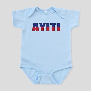 Haiti (Creole) Infant Bodysuit