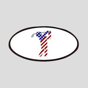 USA Mens Golf Patch