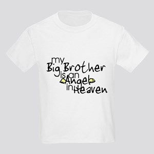My Big Brother is an Angel in Kids T-Shirt