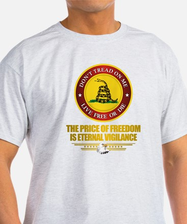 (DTOM) The Price of Freedom T-Shirt