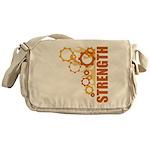 Strength Messenger Bag