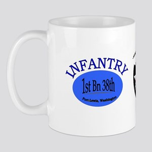 1st Bn 38th Infantry Mug