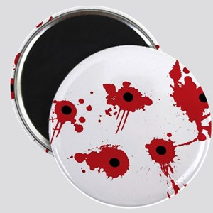 bleeding bullet holes Magnets