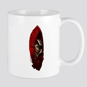 alien break out hiding in of stomach chest mo Mugs