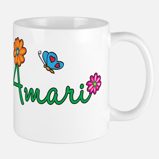 Amari Flowers Mug