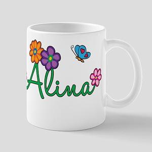 Alina Flowers Mug