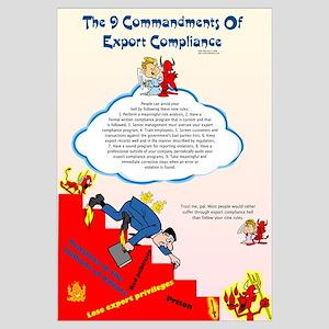 9 Commandments of Export Comp
