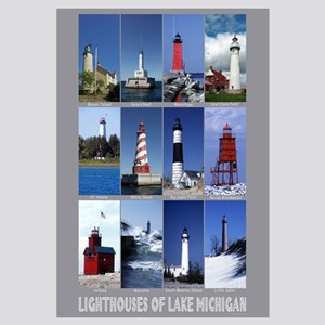 Lake Michigan Lighthouse