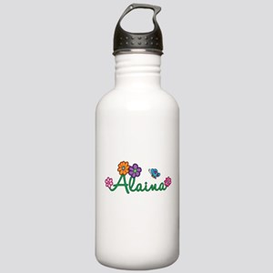 Alaina Flowers Stainless Water Bottle 1.0L