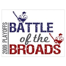 Battle of the Broads Canvas Art