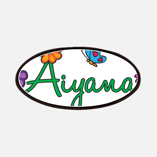 Aiyana Flowers Patches