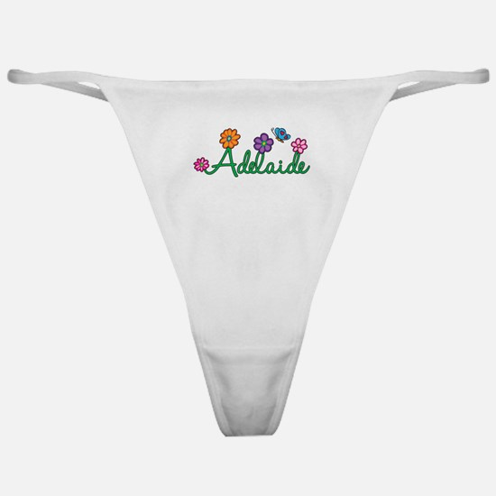 Adelaide Flowers Classic Thong