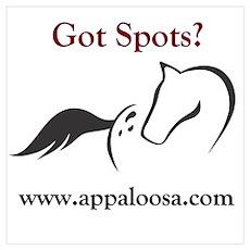 Got Spots? Poster