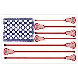 Lacrosse americas game Posters