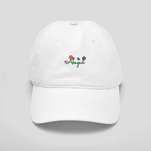 Abagail Flowers Cap