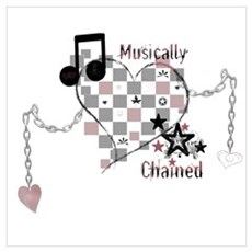 Musically Chained Poster