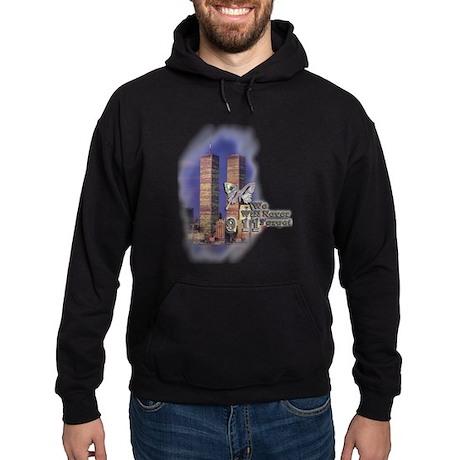 September 11, we will never forget - Hoodie (dark)