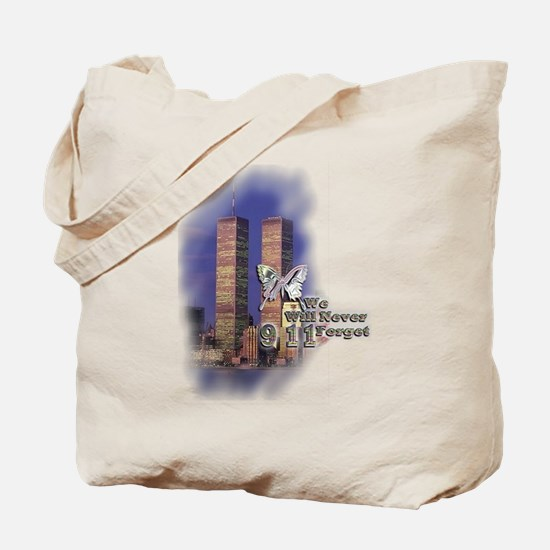 September 11, we will never forget - Tote Bag