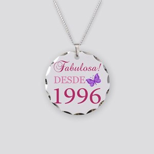 Fabuloso! Desde 1996 Necklace Circle Charm