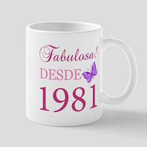 Fabuloso! Desde 1981 Mug