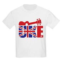 UK-E Ukulele T-Shirt