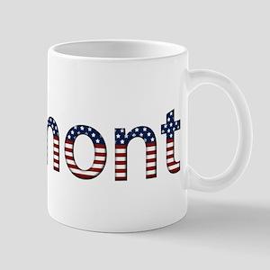 Vermont Stars and Stripes Mug