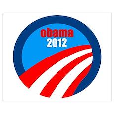 Obama 2012 Poster