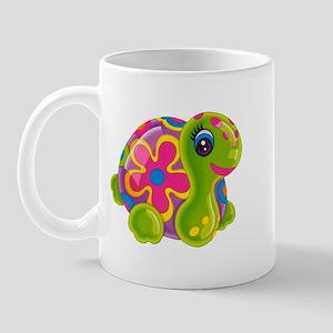 Groovy Turtle Mug