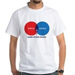 Circles White T-Shirt