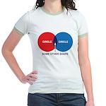 Circles Jr. Ringer T-Shirt