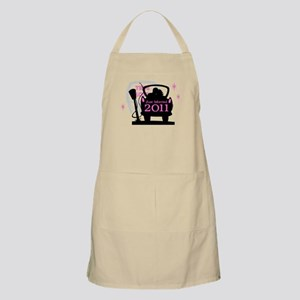 Drive In Newlyweds 2011 Apron